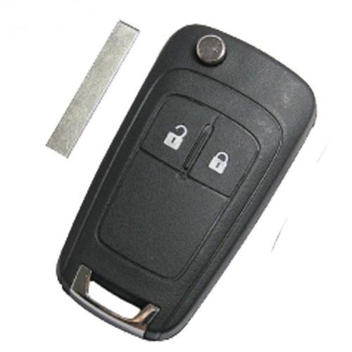 Carcasa Cheie Chevrolet Cruze 2 butoane foto mare