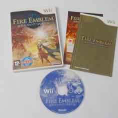 Joc Nintendo Wii - Fire Emblem Radiant Dawn - Jocuri WII Altele, Actiune, 12+, Single player