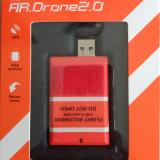 Fligt Recorder cu GPS pentru drone Parrot AR.Drone2.0 - Drona
