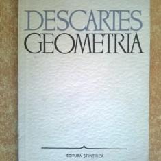 Rene Descartes – Geometria - Filosofie