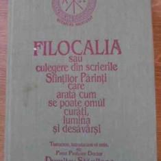Filocalia Sau Culegere Din Scrierile Sfintilor Parinti Vol.3 - Traducere, Introducere Si Note De Dumitru Staniloa, 394678 - Carti ortodoxe