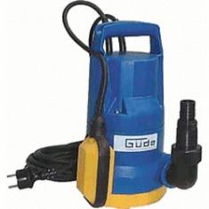 Pompa submersibila GUDE GT 2500 - Pompa gradina