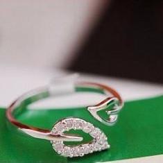 Inel cu pietricele decorative ( model: B001 ) - Inel fashion