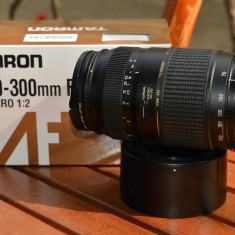Obiectiv Tamron AF-S 70-300mm f/4-5.6 Di LD Macro - Nikon - Obiectiv DSLR