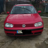 VW golf 4 2002 1.4 benzina, 20000 km, 1400 cmc
