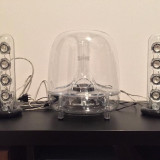 Boxe active 2.1 Harman Kardon Soundsticks III (3), 40W RMS - Boxa activa