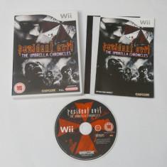 Joc Nintendo Wii - Resident Evil The Umbrella Chronicles, Shooting, 16+, Single player, Capcom