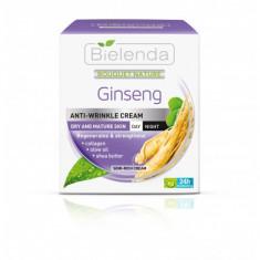 BOUQUET NATURE Crema de zi/noapte cu Ginseng 50ml, Bielenda - Crema de fata