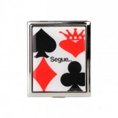 Set joc de carti SEGUE De Luxe - Carti poker