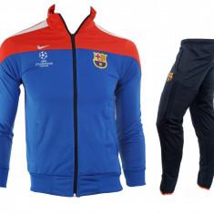 Trening NIKE FC BARCELONA - Bluza si Pantaloni Conici - Pret special - - Trening barbati, Marime: XXL, Culoare: Din imagine