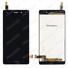 Display ecran LCD + touch screen geam sticla Huawei P8lite P8 Lite ALE-L04 - Display LCD