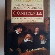 J. Micklethwait, A. Wooldridge - Compania