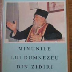 Minunile Lui Dumnezeu Din Zidiri - Arhim. Cleopa Ilie, 394816 - Carti ortodoxe