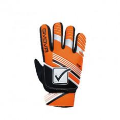 Manusi portar fotbal Givova Guanto Stop orange fluo-black M2810ORANGEFLUOBLACK - Echipament portar fotbal