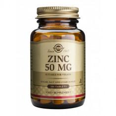 Zinc Gluconate 50mg 100 tablete, Solgar
