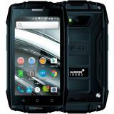 Smartphone myPhone Hammer Iron 2 Dual Sim 4 Inch Quad Core 8GB 3G Negru