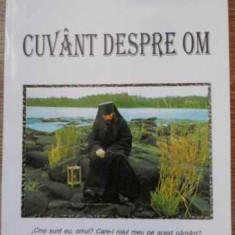 Cuvant Despre Om - Sfantul Ignatie Briancianinov, 394683 - Carti ortodoxe