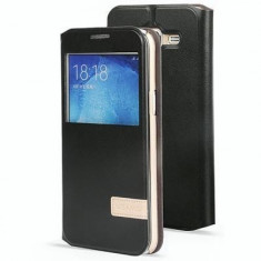 Husa Samsung Galaxy A3 A310 (2016) -Usams Muge Series Black - PDA HP