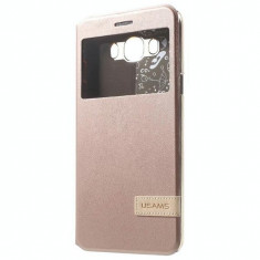 Husa Samsung Galaxy J5 (2016) -Usams Muge Series Gold - Husa PDA