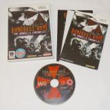 Joc Nintendo Wii - Resident Evil The Umbrella Chronicles