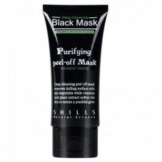 Black Mask - Shills - masca de fata 100% naturala - Masca fata