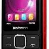Karbonn K9 Spy Dual Sim Black+Red