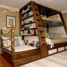 Pat suprapus CARIBBEAN - Pat dormitor