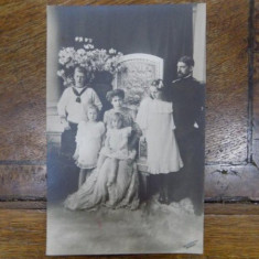 Familia Regala Romana Maria, Ferdinand, Carol II, Nicolae, - Harta Europei