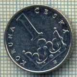 10364 MONEDA - CEHIA - 1 KORUNA -anul 1997 -starea care se vede, Africa