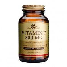 Vitamin C 500mg 100cps, Solgar