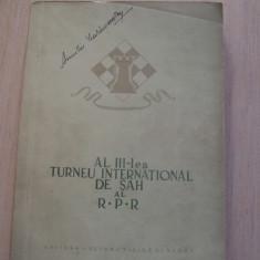 AL III-LEA TURNEU INTERNATIONAL DE SAH AL R.P,R