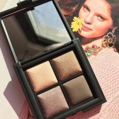 Paleta 4 farduri pleoape KIKO Eyeshadow Color Fever - Fard pleoape