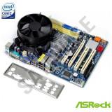 KIT Placa de baza ASRock G31M-GS + Intel Core 2 Quad Q6700 2.66GHz + Cooler
