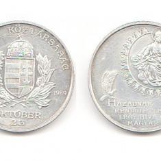Ungaria 1989 - stema, medalie comemorativa