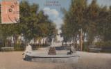 CORABIA , GRADINA PUBLICA
