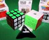Competitional YongJun Yulong (speedcubing) - cub Rubik 3x3x3