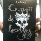 ION MOȚA CRANII DE LEMN 2012 ED COMPLETĂ MIȘCAREA LEGIONARĂ GARDA DE FIER 224 PG