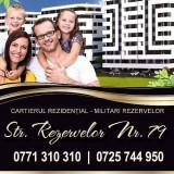 Apartament 3 camere, dezvoltator, Militari Rezervelor 79 - M3 Preciziei - Apartament de vanzare, 70 mp, Numar camere: 3, An constructie: 2016, Etajul 2