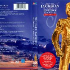 Michael Jackson HisStory On Film Vol. II (dvd)