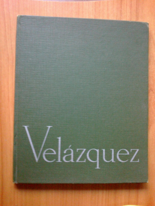 d8 Vasile Florea - Velazquez * Album