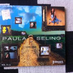 Paula seling 1998 2008 compilatie cd disc muzica pop jurnalul national Digipak