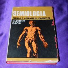 Semiologia clinica a aparatului locomotor - Clement Baciu (f3144