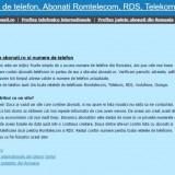 Vand site-ul abonati.ro, avantajos, site cu profit, lansat in 2008 - Site de Vanzare
