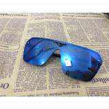 Ochelari Soare Polarizati Barbatesti Fashion 2017 - UV400, Noi - Albastri, Barbati, Protectie UV 100%