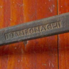scule - unelte ---- cheie fixa 17/22 Ioan Fonaghi ( Brasov ) - de colectie !!!!