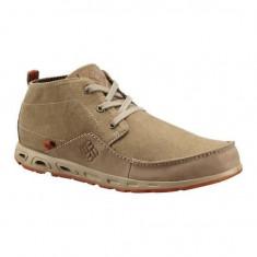 Pantofi barbatesti Columbia Sunvent Chukka Flax (CLM-1536481-FLA), Marime: 44, Culoare: Bej