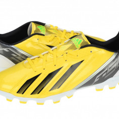 Ghete fotbal Adidas Performance F10 TRX AG vivyel-black1-grnzes G65338, Marime: 40 2/3