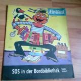 SOS IN DER BORDBIBLIOTHEK
