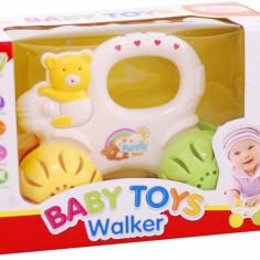 Jucarie de impins zornaitoare - pentru bebelusi