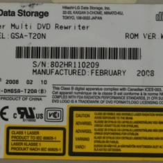 Unitate optica notebook IDE - DVD Rewriter Hitachi-LG - GSA-T20N - Unitate optica laptop